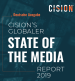 Media Report Cision 2019 Cover
