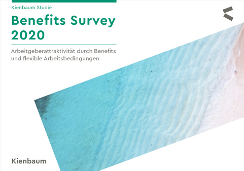 Benefits Survey Kienbaum Cover