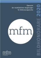 Bildhonorare 2020 Cover mfm