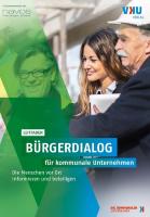 Buergerdialog Praxisleitfaden fuer Kommunale Unternehmen Cover