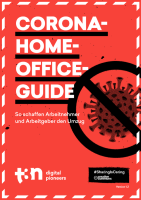 Corona Home Office Guide t3n Cover