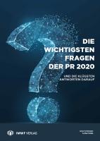 Forthmann Rolke Wichtigste Fragen der PR 2020 Buchcover