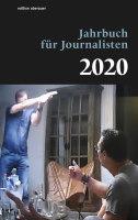 Jahrbuch fuer Journalisten 2020 Oberauer Cover