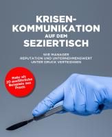 Krisenkommunikation auf dem Seziertisch Buch Cover