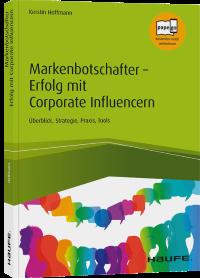 Markenbotschafter Buch Kerstin Hoffmann Markenbotschafter Erfolg mit CorpInfl Cover