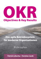OKR Buch Lobacher die agilen Cover