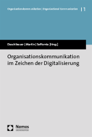 Organisationskom in Zeiten der Digitalisierung Nomos Cover