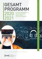 SCM Gesamtprogramm 20 21 Cover