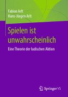 Spielen ist unwahrscheinlich Arlt Fabian u Hans Juergen Cover