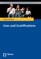 Uses and Gratifications Buchcover Denise Sommer