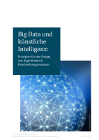BaFin Leitlinien Big Data KI 06 2021