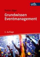 Grundwissen Eventmanagement Fachbuch Jaeger Dieter Cover
