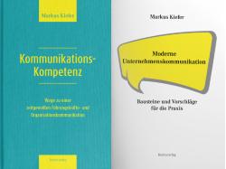 Kommunikationskompetenz Moderne U kom Buchcovers Kiefer 2021