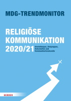 MDG Trendmonitor Studien Cover