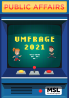 MSL PA Umfrage 2021 Cover