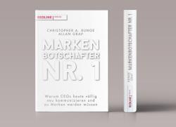 Markenbotschafter CEO Buchcover Runge Grap