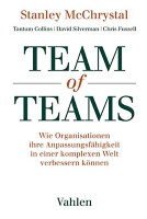 Team of Teams Stanley McChrystal Buchcover