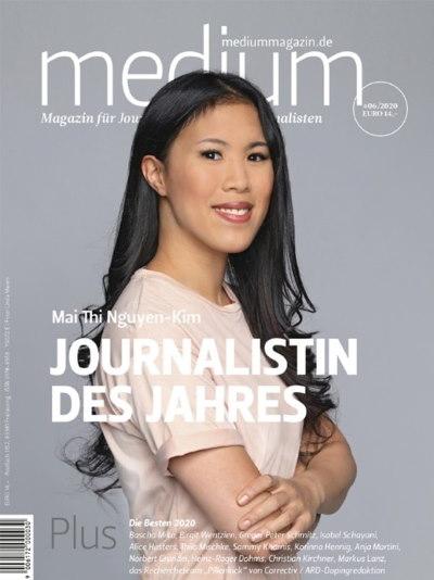 Medium Magazin Cover Spierling