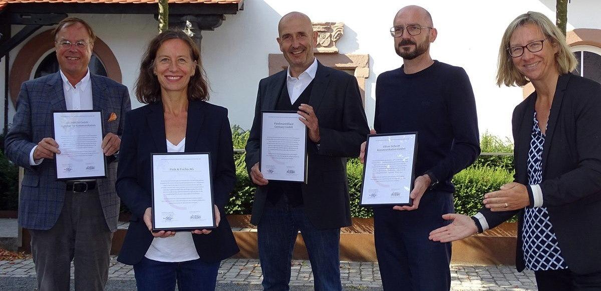 GPRA Zertifizierung Heinrich FF FH OSK Schulz