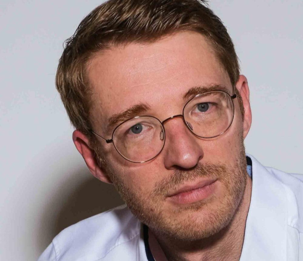 Daniel Matthias Chefredakteur Journalist Verleger