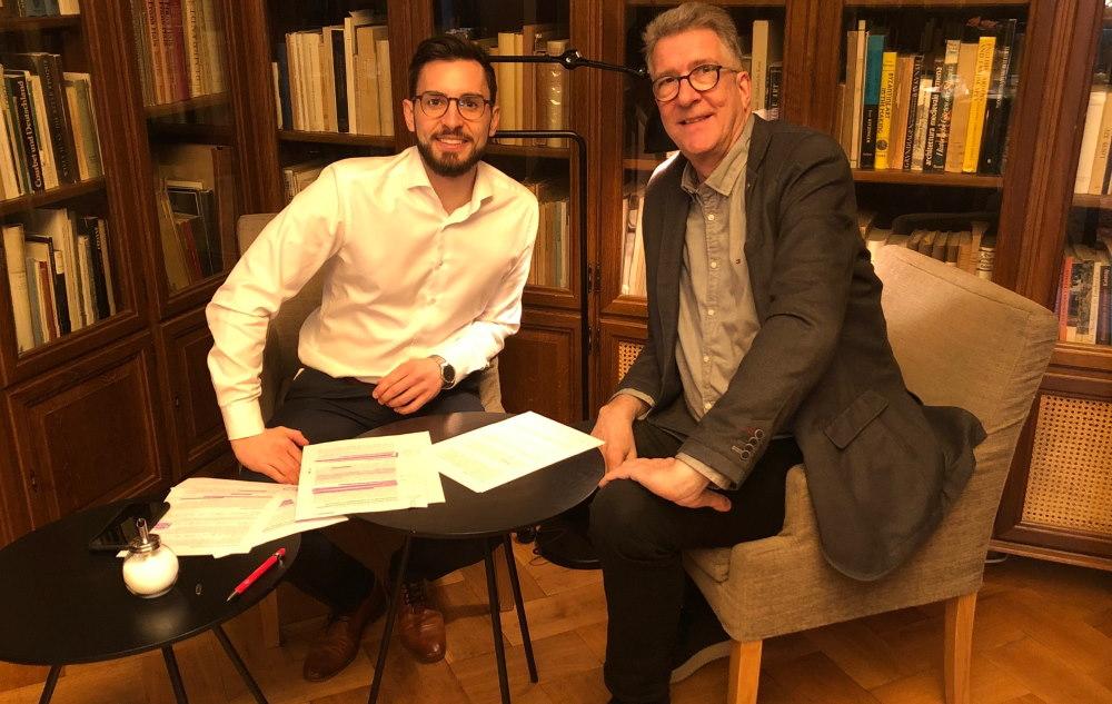 Frankowski Jan Dillmann Thomas Podcast 2020