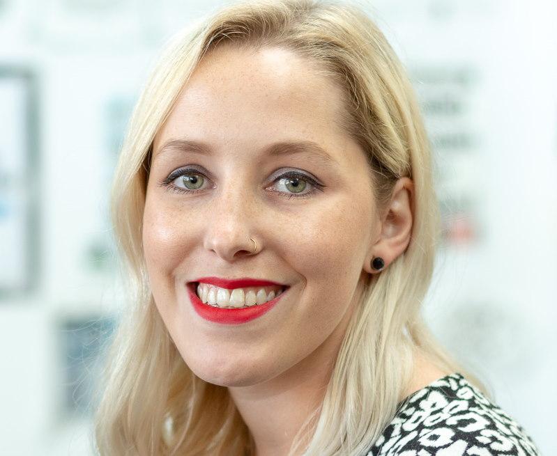 Holland Julia Marketing Managerin nexum AG