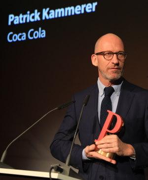 Kammerer Patrick Kommunikator des Jahres 2019 PRReport Awards