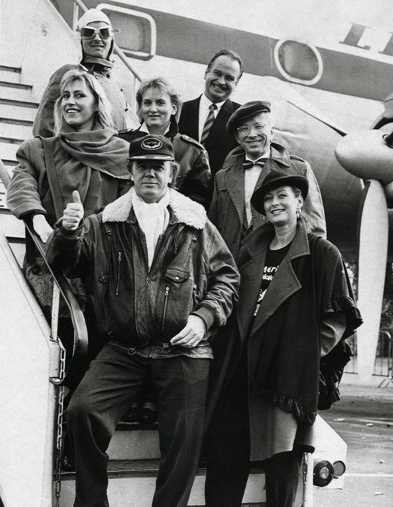 Mueller Hans Juergen Agentur Team metropress 20 Jahre