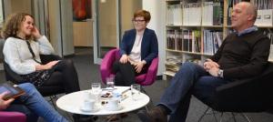 Publik Baumann Kirstin Haag Sonja Hildebrandt Lutz Interview