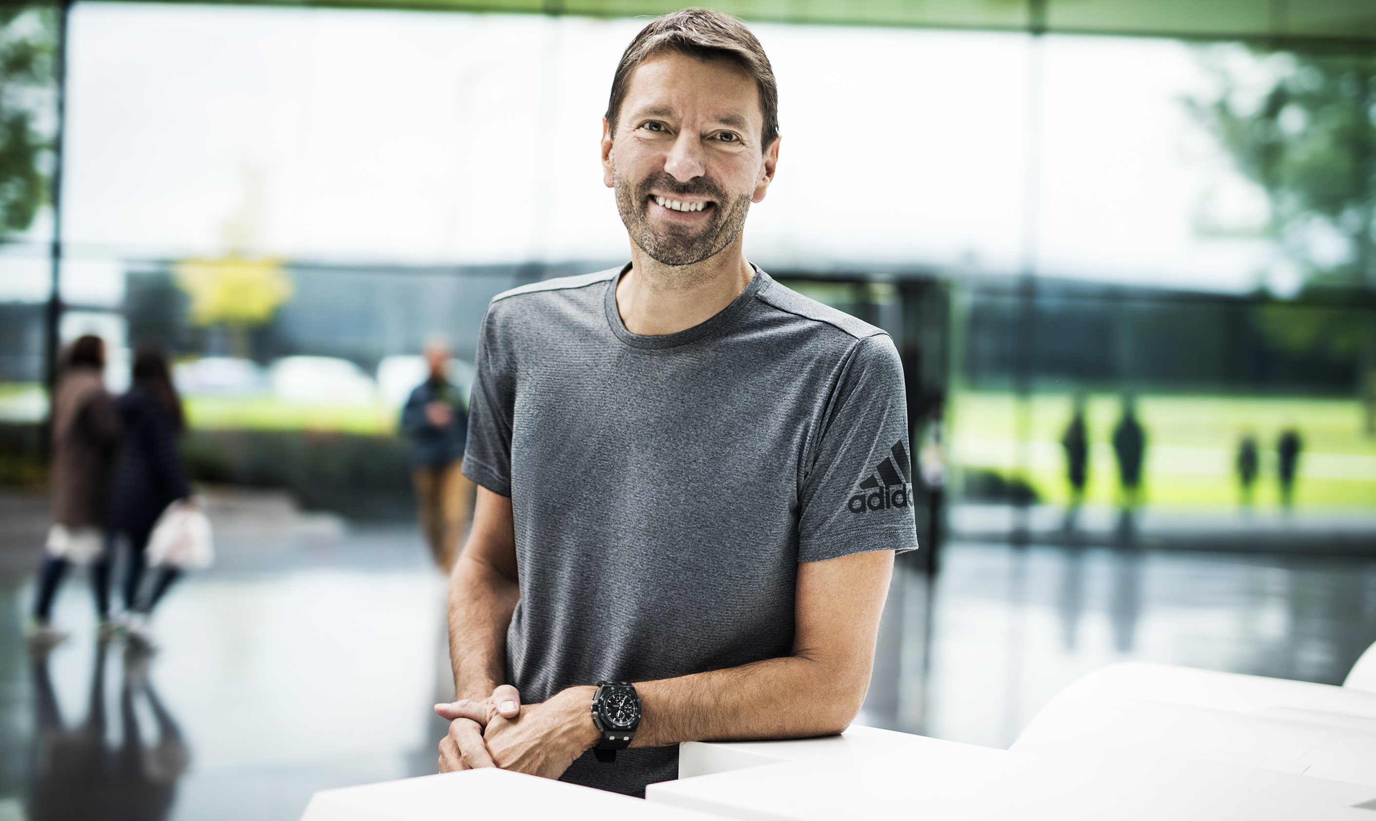 Rorsted Kasper CEO Adidas Group