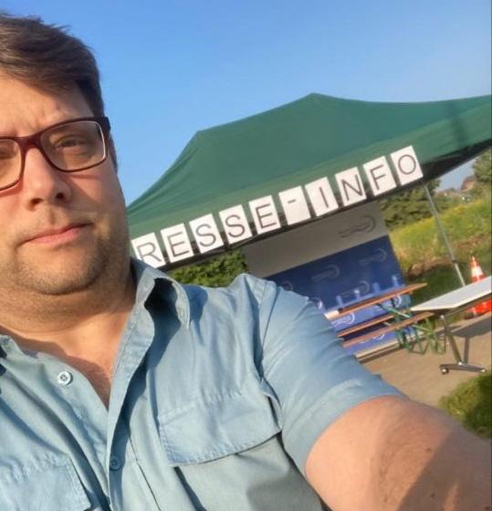 Silberhorn Daniel InfoStand Erftstadt