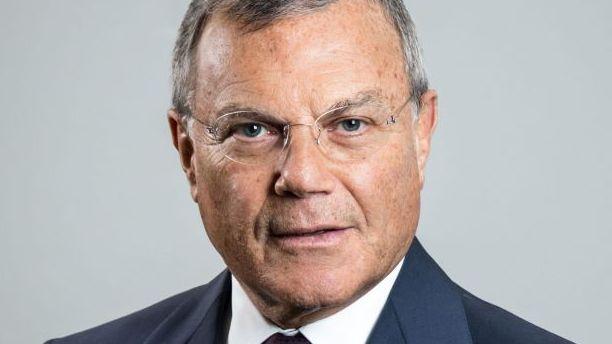 Sorrell Martin CEO WPP
