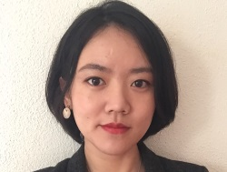 Wang Amandine PR Managerin Europe TCL Multimedia