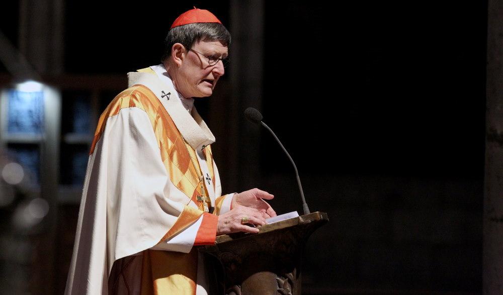 Woelki Rainer Maria Kardinal Erzbischof von Koeln c Erzbistum Koeln
