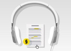 PMG Grafik Verschriftlichung Podcast Texte
