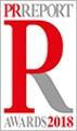PR Report Awards 2018 Logo
