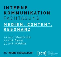 SCM Fachtagung Int Kom Preis Web Banner klein 2018