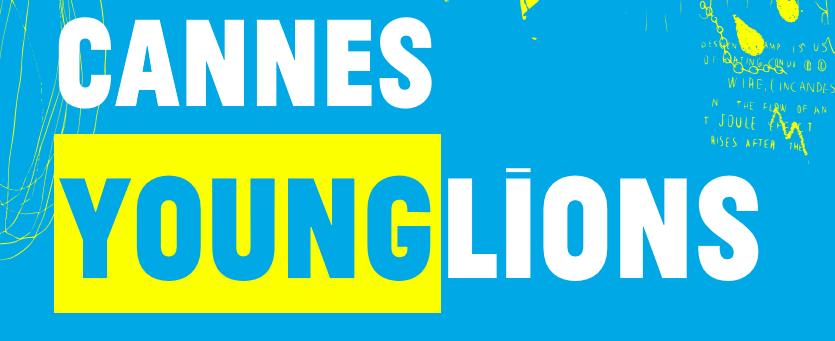 Cannes Young Lions 2019 Schriftzug