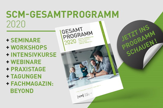 SCM Gesamtprogramm 2020 Banner