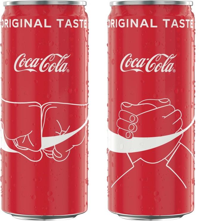 Coca Cola Haltungskampagne 2020 Motiv1 u 2