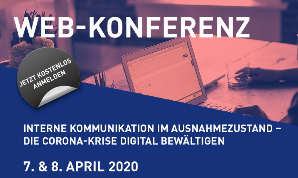 SCM Web Konferenz Banner