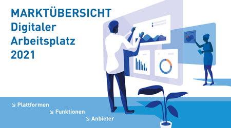 SCM Marktuebersicht 2021 Digital Workplace