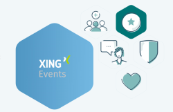 Xing Events Illustration