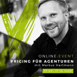 AIKA Webinar Pricing für Agenturen