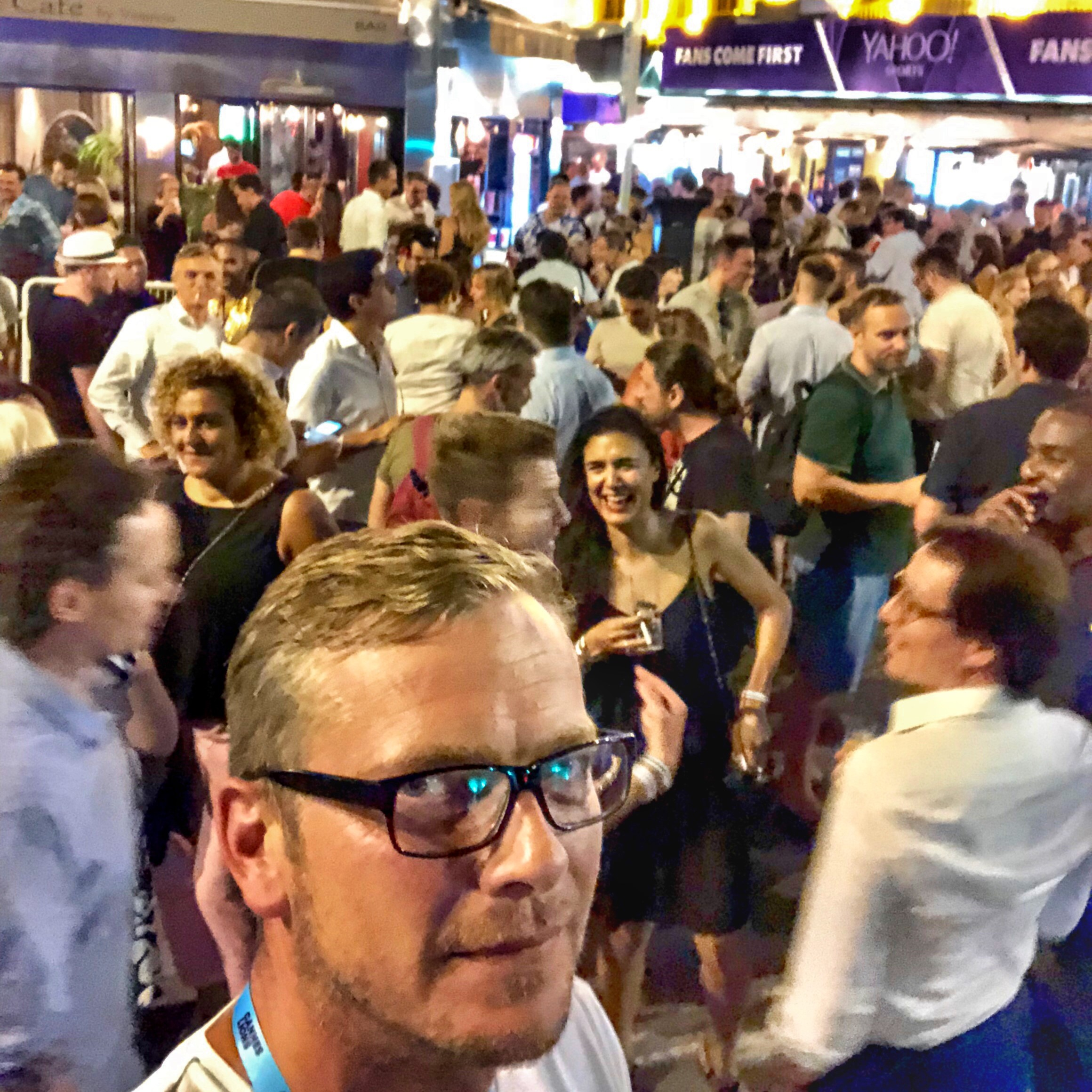 Cannes Lions 2018 Party