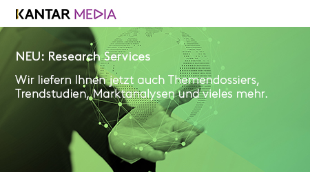 Kantar Media Ad Research Services fr Oktober 002