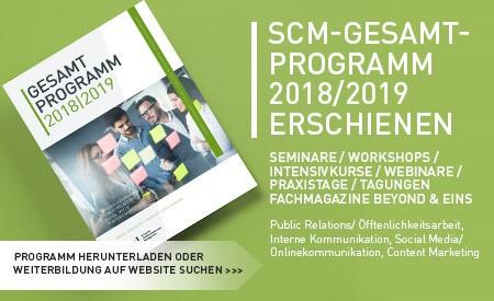 SCM Jahresprogramm 2018 19
