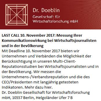 doeblin aufruf studie 23.10.2017