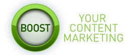 Boost your Content Marketing Logo